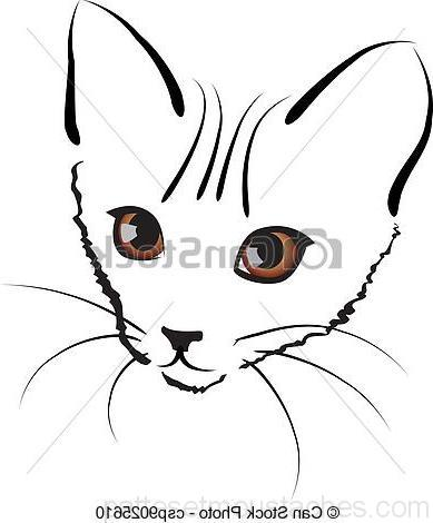 Race de chat enorme photos de nos animaux - Dessin de chat mignon ...